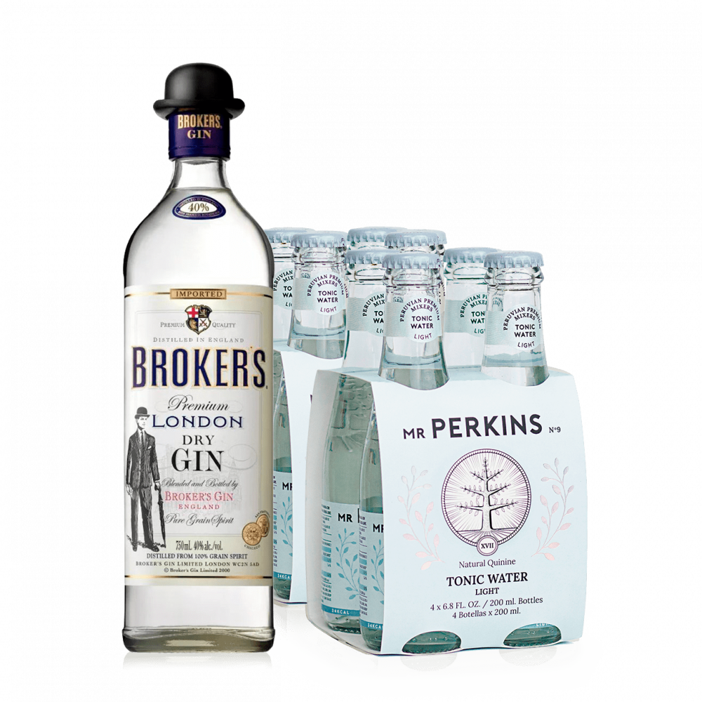 Brokers Gin Dry