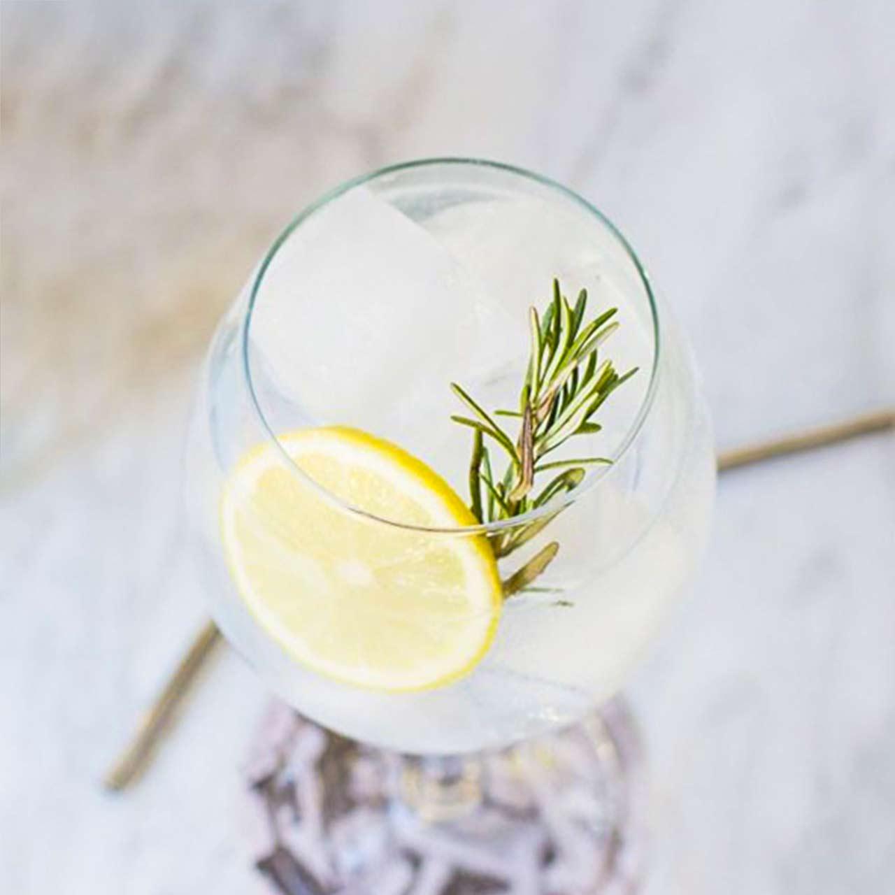 Vodka Lima Tonic